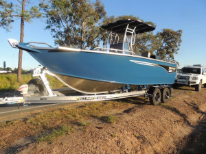 6500 YELLOWFIN Centre Console 150HP PACK 2