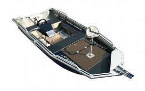 Bluefin Alloycraft J410