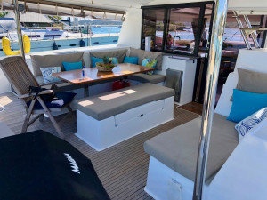 Fountaine Pajot Helia 44 Evolution. 'Owner's Version'