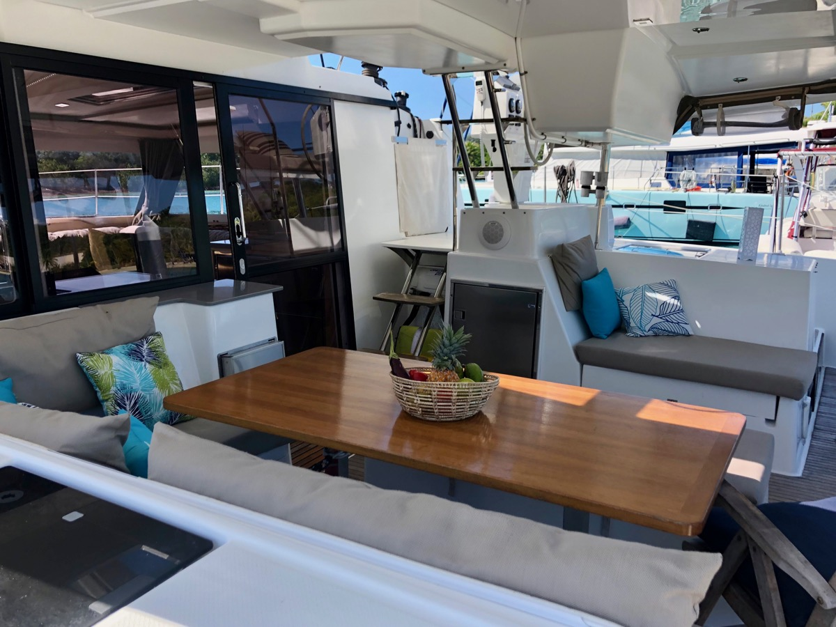 Fountaine Pajot Helia 44 Evolution Owner S Version