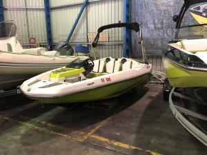 Scarab Jet Boat 165