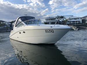 2006 Sea Ray 325 Sundancer