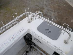 CUSTOM PLATE 6300 OUTSIDER - HARD TOP