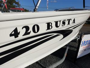 2012 QUINTREX 420 BUSTA
