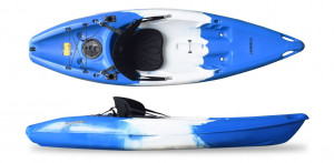Brand new 3 Waters Everest single person sit on top kayak.