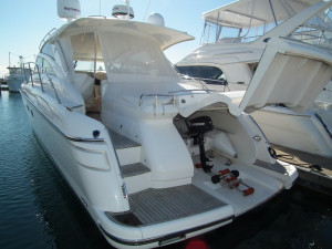 2007 PRINCESS V48 SPORTS BOAT