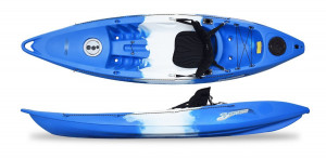 Brand new 3 Waters Roamer I single person sit on top kayak.