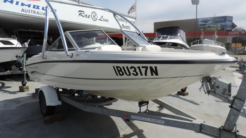 Bayliner 175 BR 2005 Model