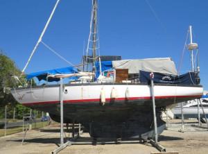 Illingworth Design Sailing Vessel