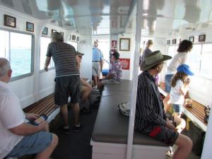 Timber Passenger Ferry - Class 1E