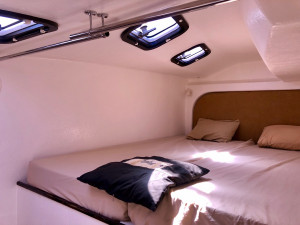 Knysna 440. 4 Cabins Version.