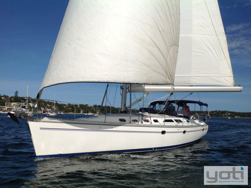 Catalina 470 - Migaloo - $329,000