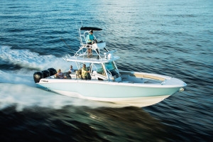 2020 Wellcraft 352 Fisherman