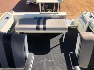 Genesis 550 Bowrider