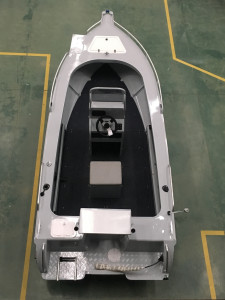 NEW 5.00M BLUEFIN RANGER CENTRE CONSOLE WITH 75HP 4-STROKE
