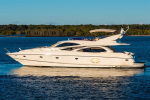 2002 Sunseeker Manhattan 64