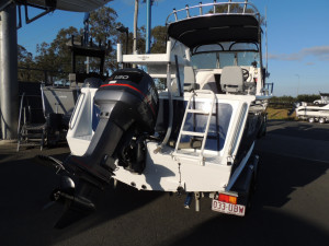 USE 602 Seascape Sea cruiser  Cuddy Cabin