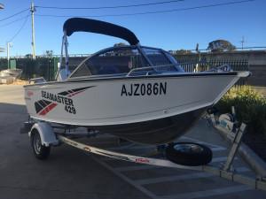 Stacer 429 Sea Master 2019 Model