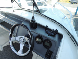 USED 430 Fishabout Quintrex Runabout 2017 Built Model