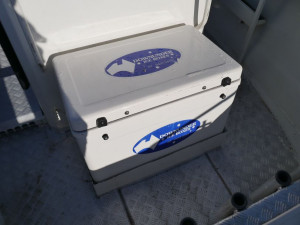 560WR Bar Crusher Centre Console