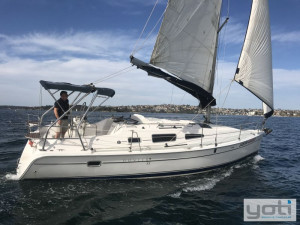Hunter 33 - Dream Weaver - $99,000