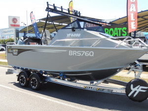 6200 YELLOWFIN FOLDING HARD TOP 150HP PACK 3   * NEW MODEL