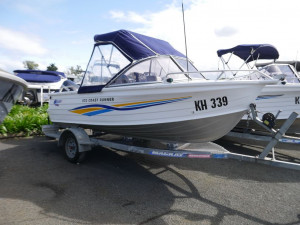 Quintrex 435 Coast Runner - Runabout