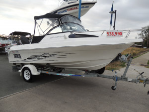 FOR SALE USED YALTA CRAFT 1800 2013 MODEL