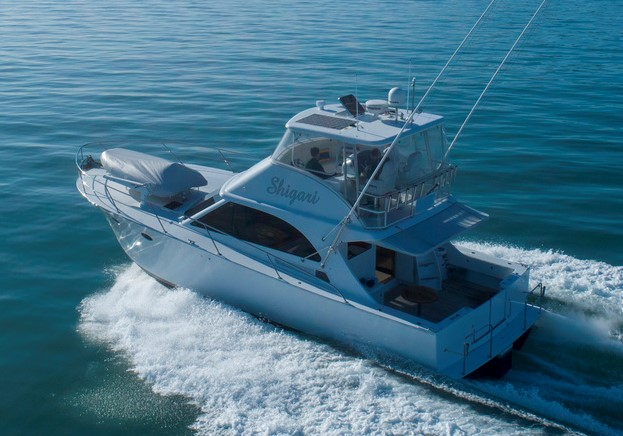 Horizon Boats - Carter 45