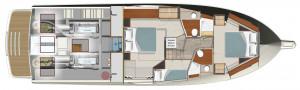 NEW RIVIERA 54 ENCLOSED FLYBRIDGE