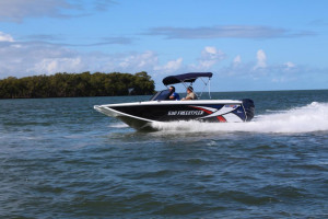 New Quintrex 530 Freestyler with F 130 YAMAHA Pack 4