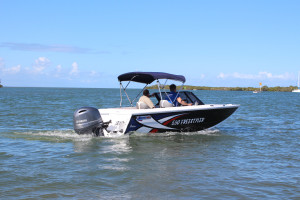 New Quintrex 530 Freestyler with F 115 YAMAHA Pack 1