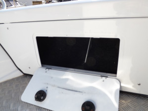 498 Morningstar Centre Console Used Package 2013