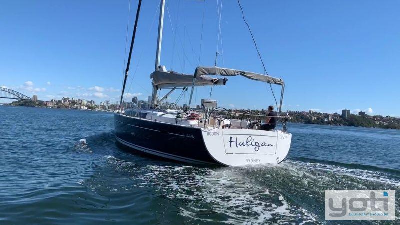 Hanse 495 - Huligan
