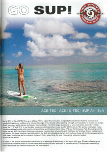 Brand new BIC Sports Stand Up Paddle boards (SUP's)