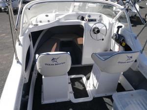 Oceanmaster 490 Enterprise