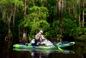 Brand New Jackson Coosa 'HD' fishing kayak.