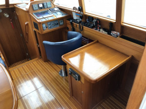 48' Buizen Mark II Pilot House