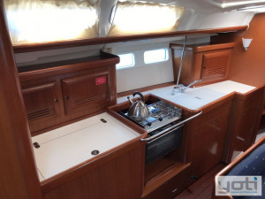 Beneteau Oceanis Clipper 423 - Tiger Lily
