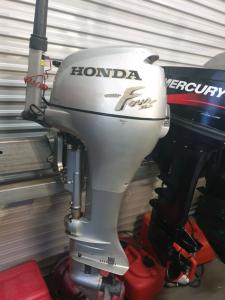 8hp Honda 4 stroke