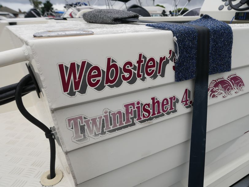 Webster 460 Twin Fisher