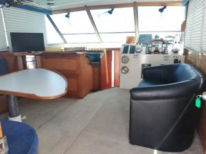 1991 Riviera 3800 Flybridge