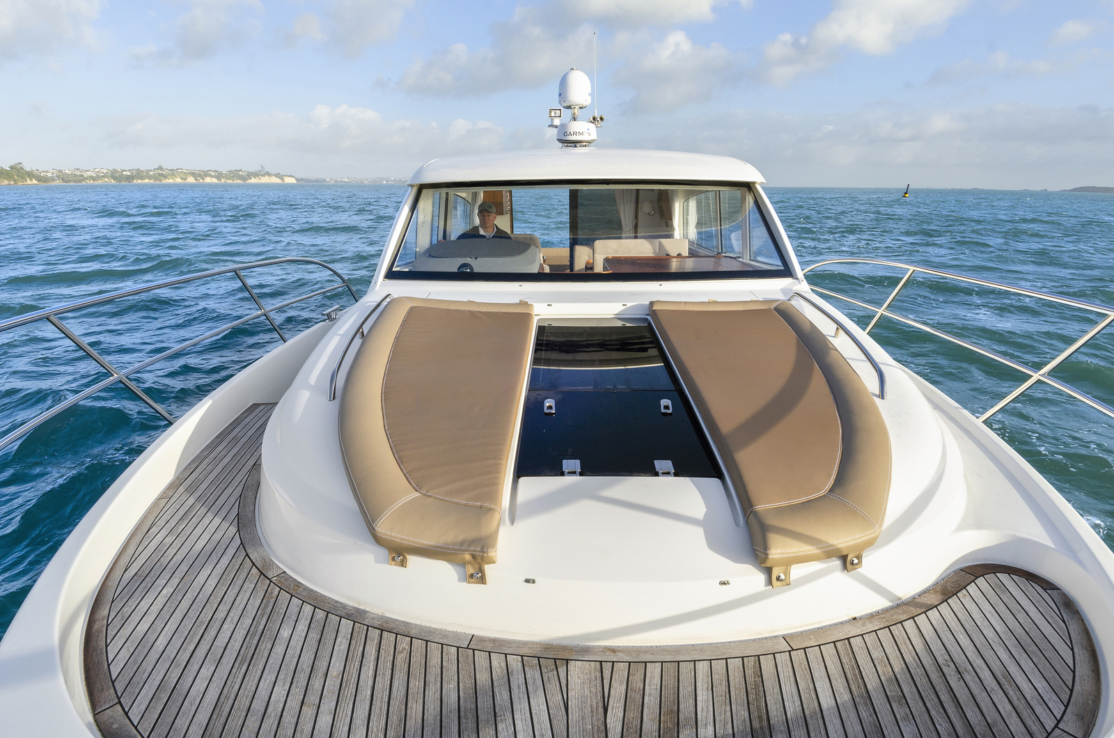 2018 Nimbus 405 Coupe - $100k price reduction!