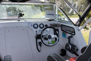 USED 6200 C  Yellowfin  Cabin Great off shore package