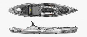 Brand new Ocean Kayak Prowler Big Game II kayak.