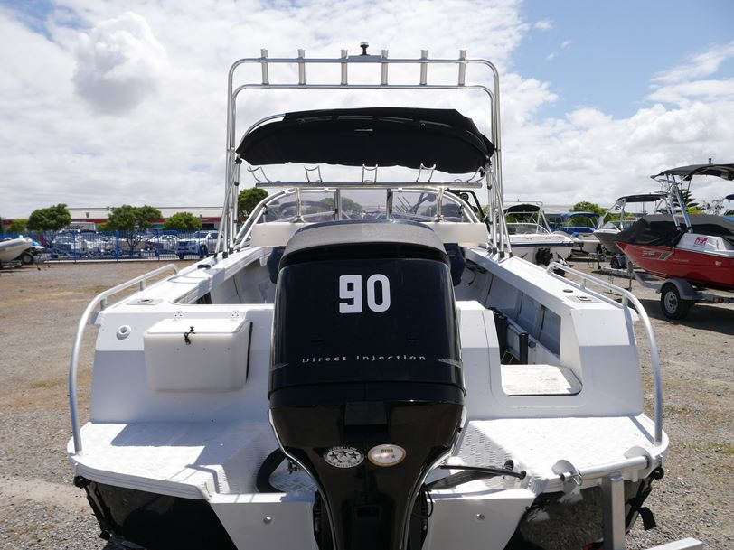 Stacer 519 Seamaster Runabout