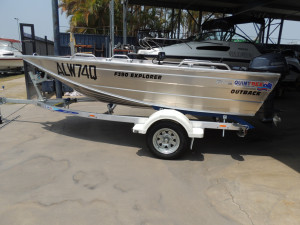 FOR SALE NEW 2019 QUINTREX  F390 Explorer OutBack PACK 4