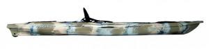 Brand new Feel Free Moken 14 Angler sit on top fishing/touring kayak with rudder!
