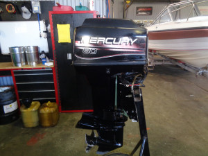 60hp Mercury 2 stroke *FITTED PRICE*