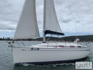 Bavaria 30 Cruiser  - B & B